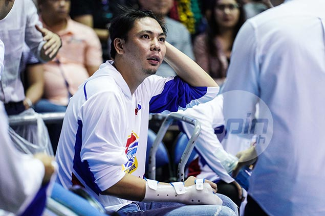 Help on the way for struggling Magnolia as Sangalang gets clearance to rejoin practice