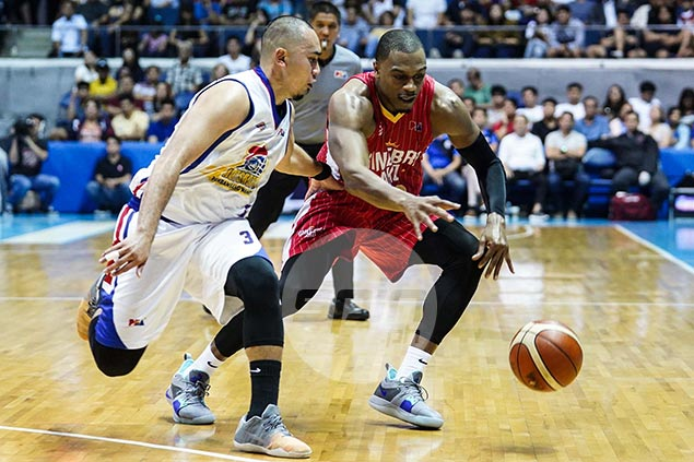 After 35-point night, Justin Brownlee believes he could've done more for Ginebra