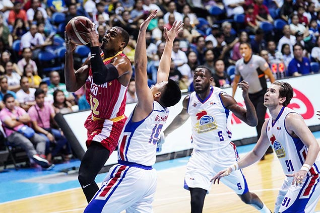 Ginebra back within reach of a PBA playoff spot after emphatic win over Magnolia