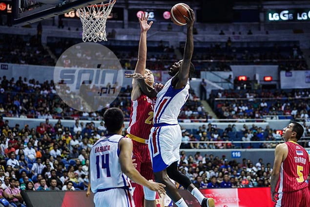 Justin Jackson plays down highlight dunks for Magnolia as Ginebra has last laugh