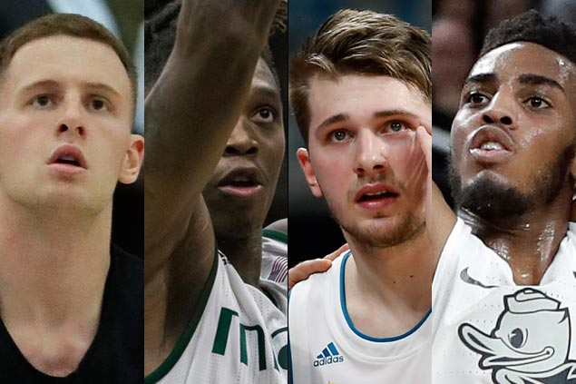 NBA DRAFT WATCH: A look at Luca Doncic and other top wing prospects in 2018 pool