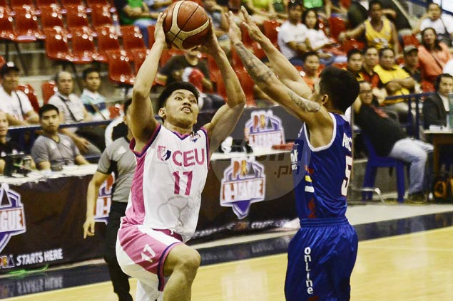Judel Fuentes stars as CEU Scorpions beat AMA Titans to spoil Andre Paras' return