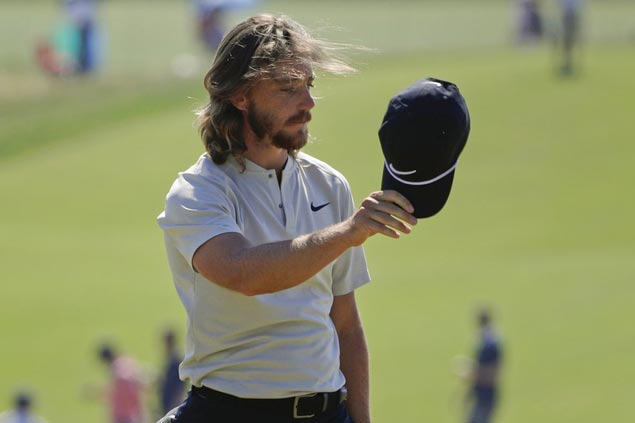 Tommy Fleetwood falls heartbreakingly short of a 62 and winds up second in US Open
