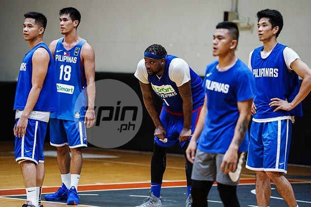 Andray Blatche fit but not yet in game shape, admits Chot Reyes