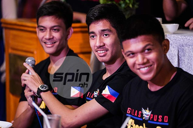 Kai Sotto, Carl Tamayo head 'best Batang Gilas team possible' for Fiba Under-17 World Cup