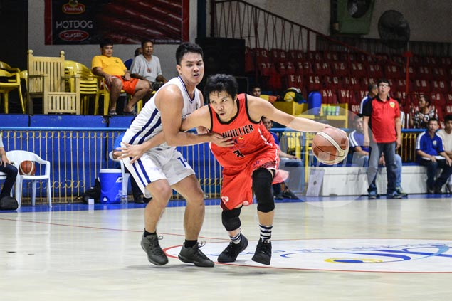 Darrell Menina comes home to Cebu to play for UC Webmasters after leaving NU Bulldogs