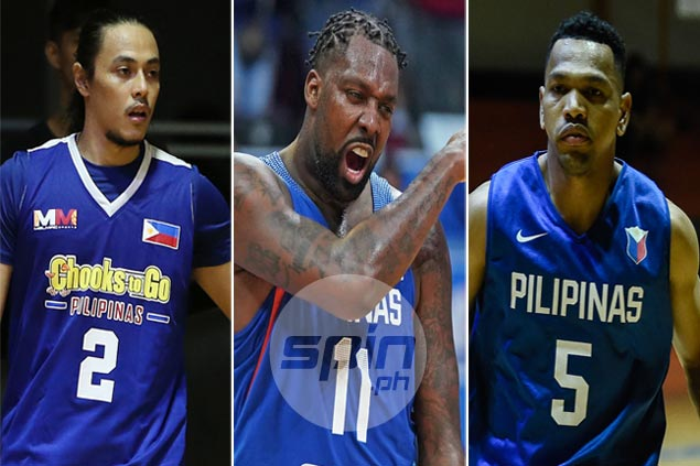 Eight TNT players joined by Blatche, Paras, Rivero, Tratter in Gilas team to Asiad