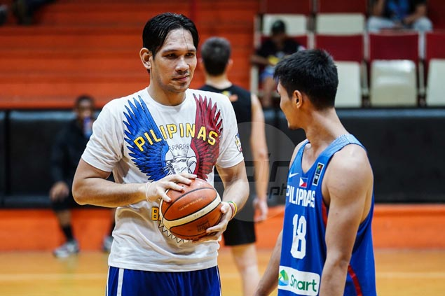 June Mar Fajardo hopes Gilas buildup enough as Fiba World Cup Asian qualifiers resumes