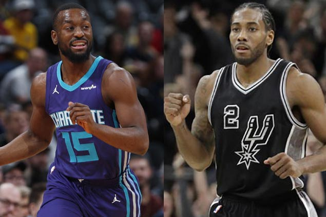 Cavs have contacted Spurs about Kawhi, while Kemba could also be in play, according to reports