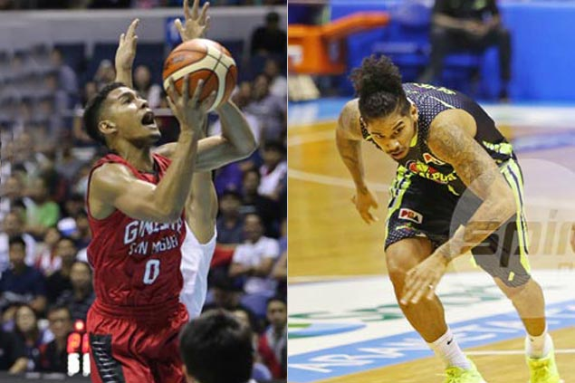 Ginebra makes another move, trades Paolo Taha to GlobalPort for Julian Sargent