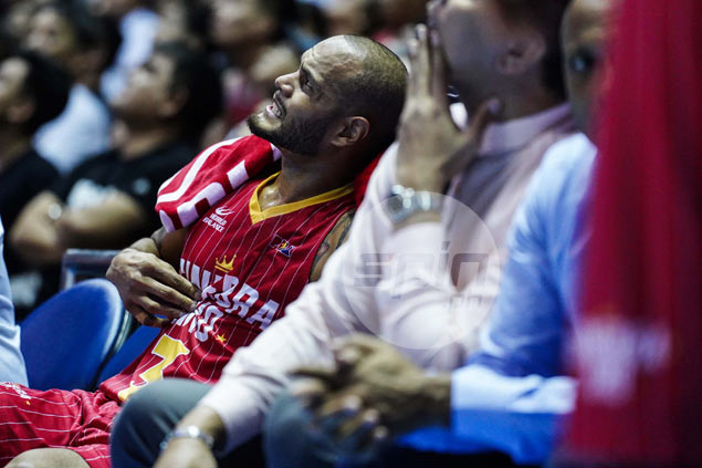 Sol Mercado ready to play for Ginebra game vs Columbian despite suffering bruised rib