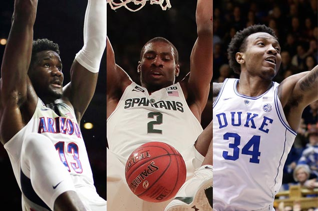 NBA DRAFT: Several one-and-done big men could be picked in the first 10