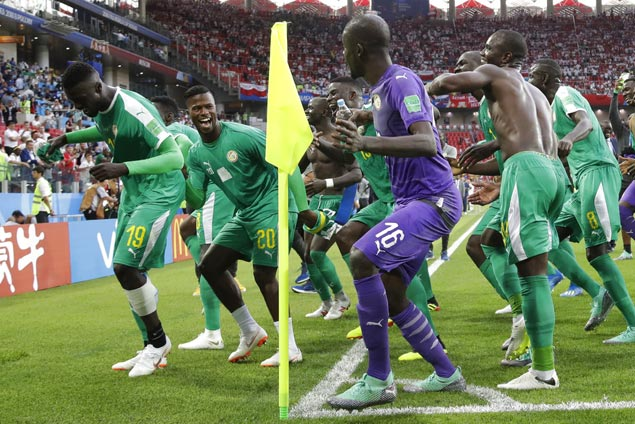 Senegal defeats Poland to save Africa from World Cup embarrassment