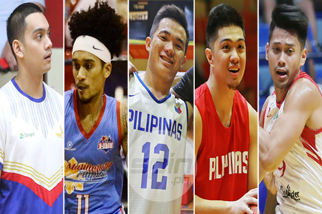 Basically, Ginebra gave up anyone among these rookie prospects in Jeff Chan trade