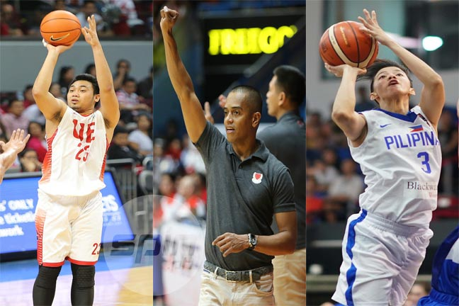 Pasaol, Lyceum Pirates, Bernardino recipients of special awards in Collegiate Basketball Awards