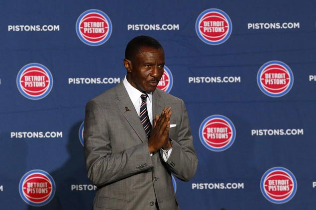 Dwane Casy confident current Pistons roster will contend: 'Our time is now'