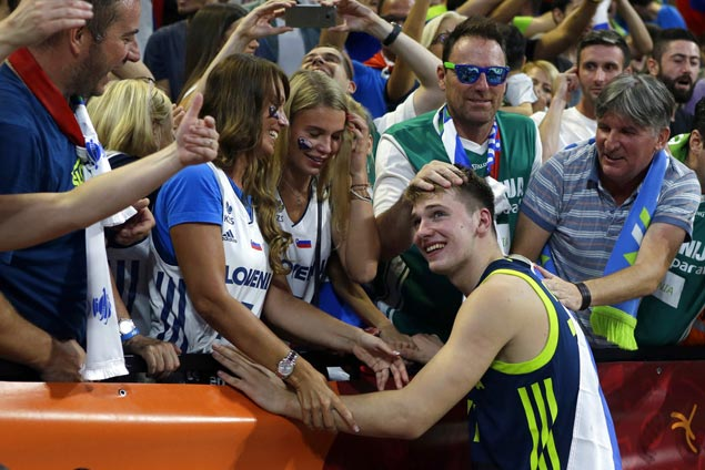 Luca Doncic all set for NBA after capping brilliant Real Madrid stint with a title