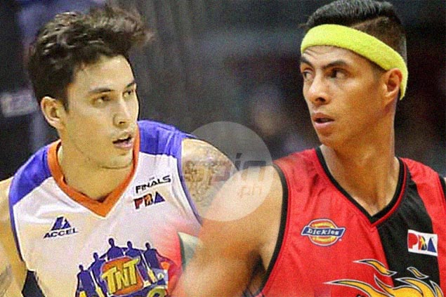 Arwind Santos, Anthony Semerad, Don Trollano fined P20K each for roles in SMB-TnT fracas