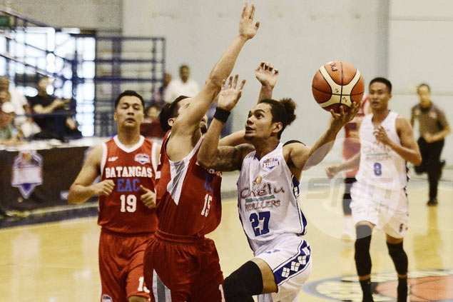 Che'lu Bar and Grill makes it three D-League wins in a row after rout of Batangas-EAC
