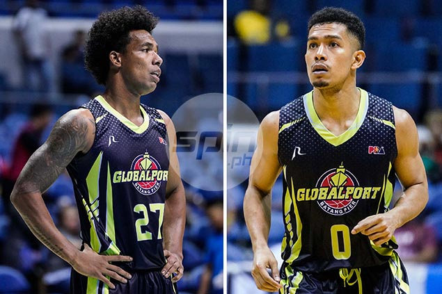 Pido Jarencio throws new boys Taha, Espinas in at the deep end - and likes what he saw