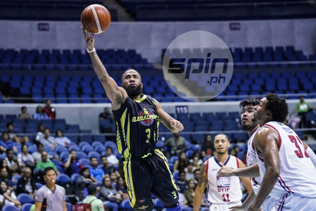 Unstoppable Stanley Pringle explodes for 50 points in GlobalPort rout of Columbian