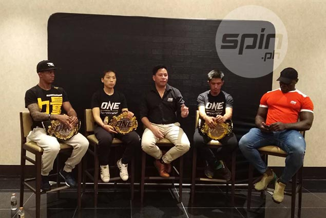 ONE Championship hopes to hold one card per week by 2020, eyes foray into stock market