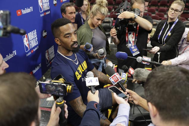JR Smith jersey from Game One meltdown fetches over US$23K at auction