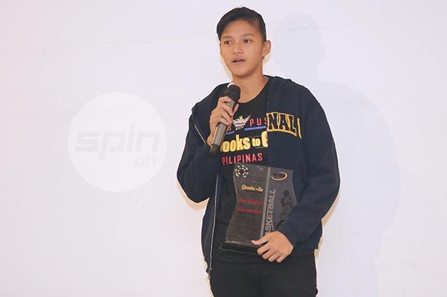 Aquino proud to see 'peerless' Afril Bernardino elevate PH women's basketball to new heights