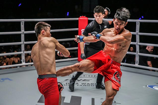 Kingad prevails but Menchavez sent crashing as Pinoys encounter mixed fortunes in ONE Macau