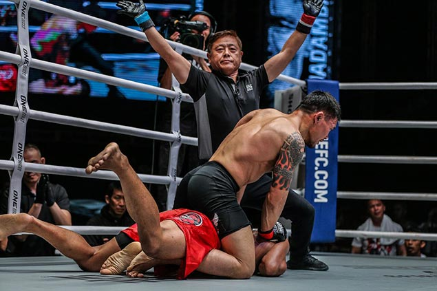 Edward Kelly suffers stunning stoppage loss to Jadambaa in ONE Macau card