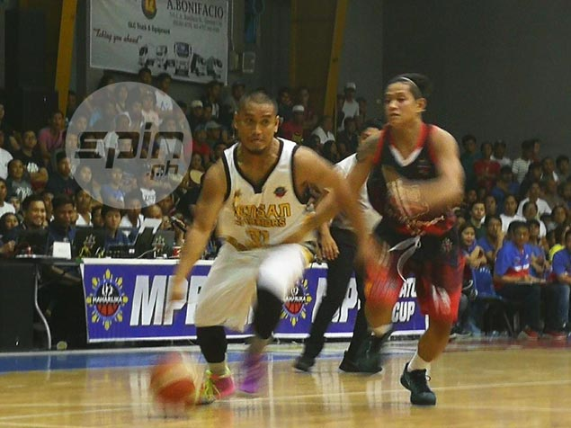 Losentes hits stride as Gensan Warriors frustrate Imus home fans with close victory