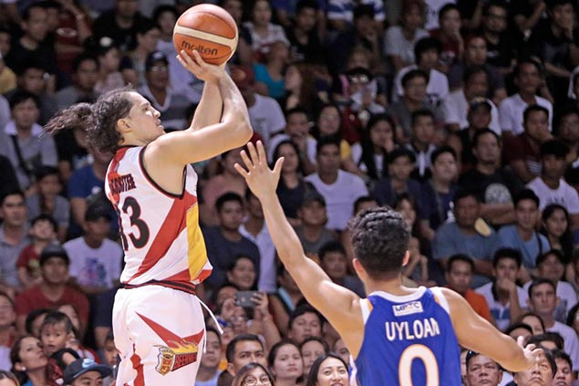 Fajardo, Balkman too hot to handle for NLEX as San Miguel zeroes in on playoff berth