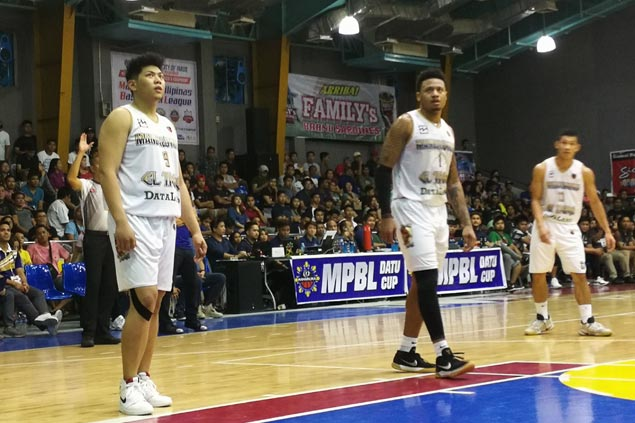 Prince Rivero deflects credit to Ray Parks for big offensive game with Mandaluyong El Tigre