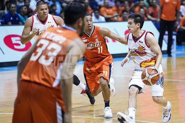 Is Chris Tiu planning to retire at end of the season?
