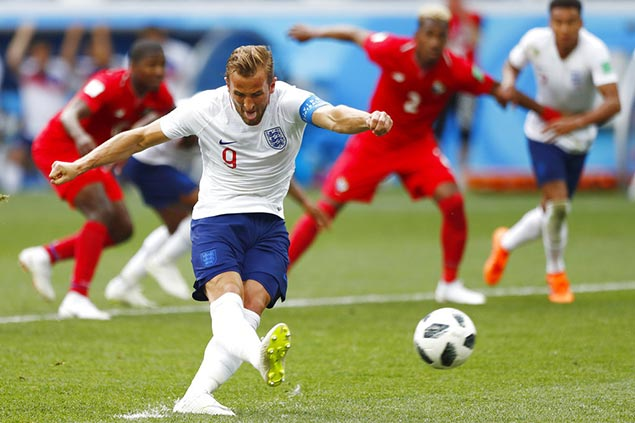 Harry Kane hat-trick highlights 6-1 England win over Panama