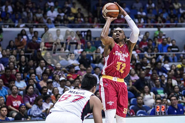 Ginebra makes it four wins in a row by beating Alaska