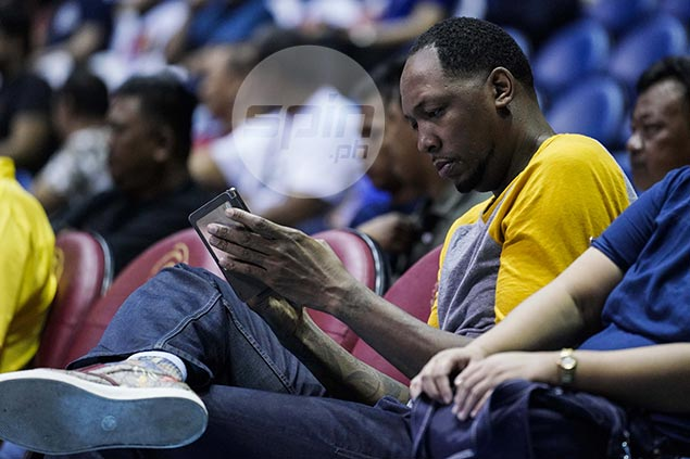 No hard feelings for Douthit after MPBL gig fails to pan out