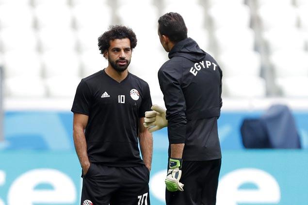 Egypt's Mo Salah mulling over international retirement