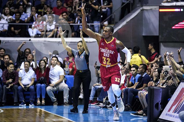 Brownlee says tough OT loss to San Miguel the turning point for Ginebra