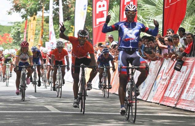 Track star Catalan wins in sprint finish