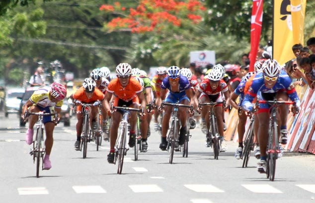 Baguio 'killer laps' to test mettle of Ronda Pilipinas leaders