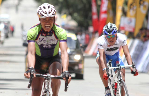 Leader Galedo keeps mountain kings at bay