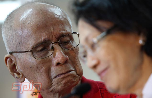 Greatness of 'The Maestro' celebrated as coaching legend Baby Dalupan turns 92