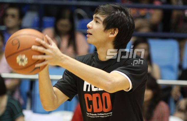 PBA rookie draft order thrown into disarray by Tiu's late application