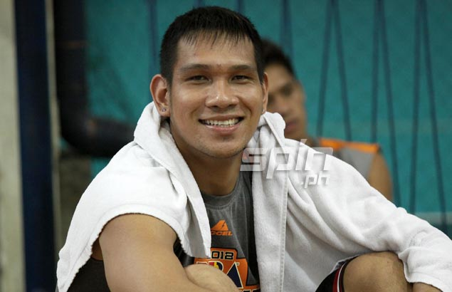 Fajardo ready to stand out in PBA, says Parks