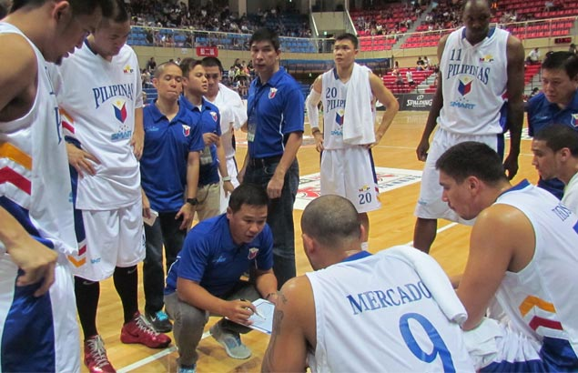 Calm before the storm for Smart Gilas