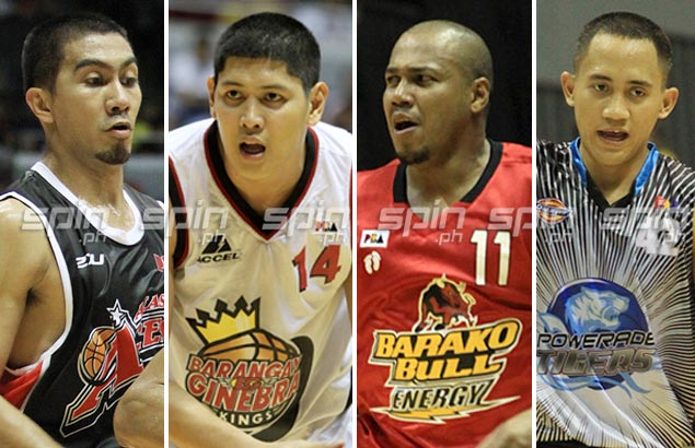 Tenorio a King and Miller joins Batang Pier in four-team deal