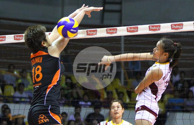 Lady Stags eye sweep of V-League title series