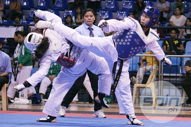 La Salle, UST rule UAAP taekwondo tournament