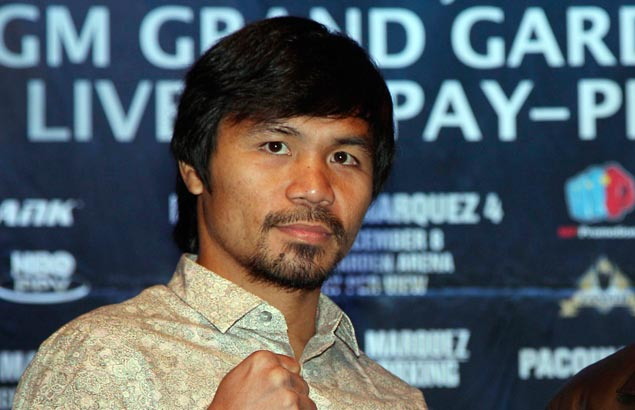 Pacquiao willing to settle for smaller prize cut to make mega-fight happen